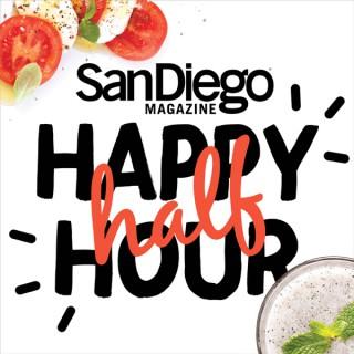 San Diego Magazine's Happy Half Hour