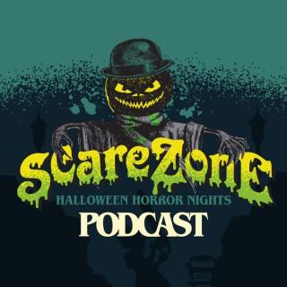 ScareZone - Halloween Horror Nights Podcast