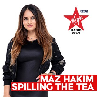 Spilling The Tea with Maz Hakim