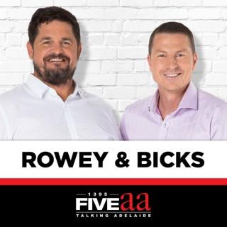 Sports Show with Rowey & Bicks