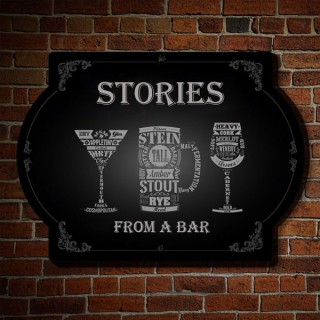 Stories From A Bar