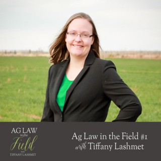 Ag Law in the Field
