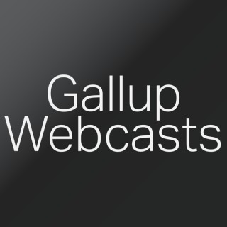 All Gallup Webcasts