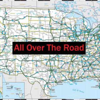 All Over The Road With Victor DelGiorno