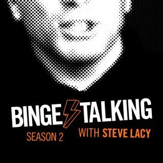 Binge-Talking with Steve Lacy