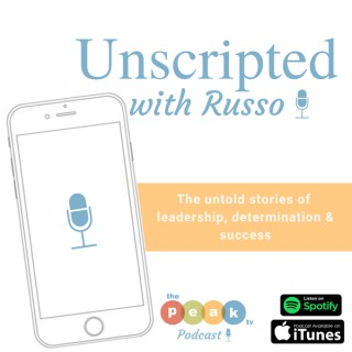 Unscripted with Ashley Russo