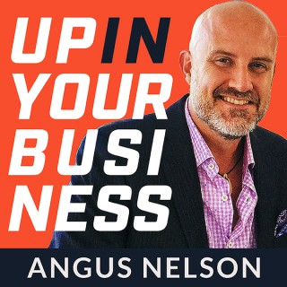 Up In Your Business - Upper level thinking, being, and living!