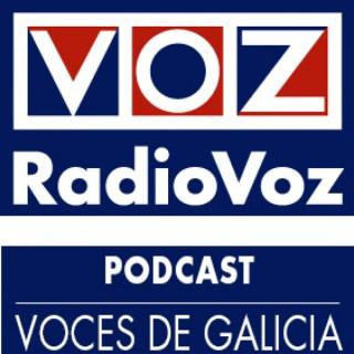 Voces de Galicia (Con Isidoro Valerio)
