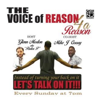 Voice of Reason 4 a Reason
