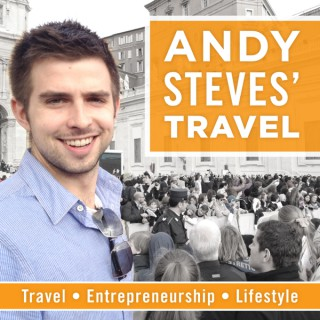 Andy Steves Travel Podcast