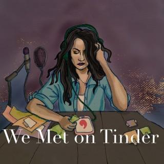 We met on Tinder