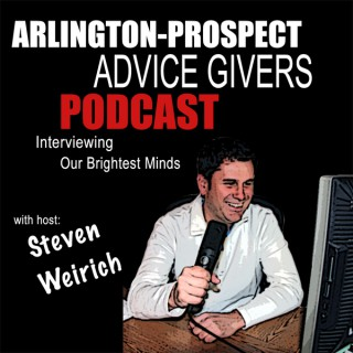Arlington-Prospect  Advice Givers   Business Owners   Entrepreneurs   Interviewing Our Community's Brightest Minds  Real Esta