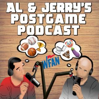 Al & Jerry's Postgame Podcast