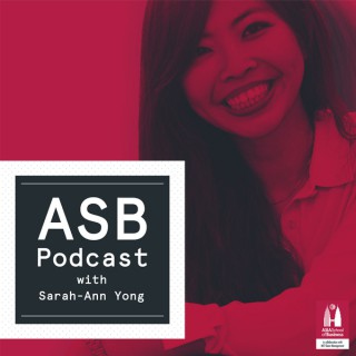 ASB Podcast with Sarah-Ann Yong