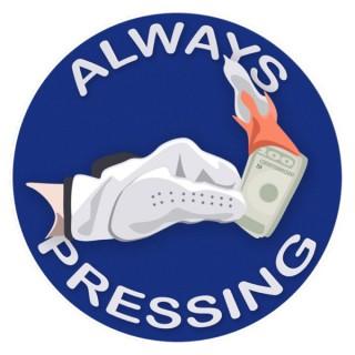 Always Pressing PGA DFS POD