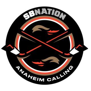 Anaheim Calling: for Anaheim Ducks fans