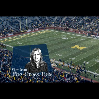 Angelique Chengelis: View from the Press Box