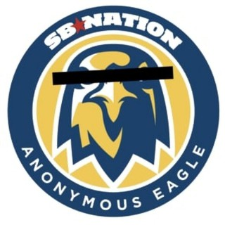 Anonymous Eagle: for Marquette Golden Eagles fans
