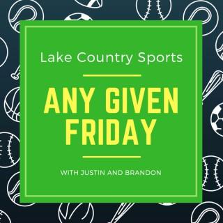 Any Given Friday