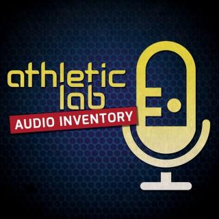 Athletic Lab Audio Inventory