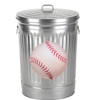 Baseball Garbage
