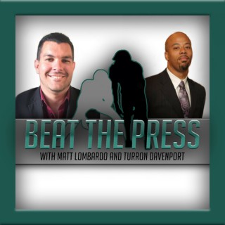 Beat The Press podcast