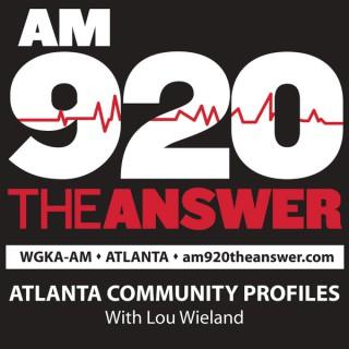Atlanta Community Profiles