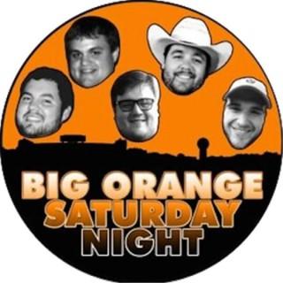 Big Orange Saturday Night
