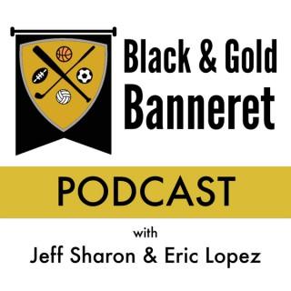 Black & Gold Banneret: for UCF Knights fans
