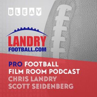 Bleav in Pro Football Film Room with Chris Landry and Scott Seidenberg