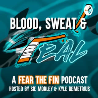 Blood, Sweat, & Teal: A Fear the Fin Podcast