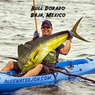 Bluewater Jon Podcast - Extreme Kayak Fishing Stories