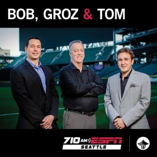 Bob, Groz and Tom