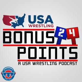 Bonus Points - A USA Wrestling Podcast