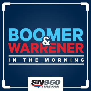 Boomer & Warrener in the Morning