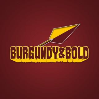 Burgundy and Bold
