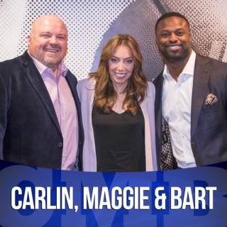 Carlin, Maggie & Bart