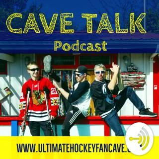 CAVE TALK | Ultimate Hockey Fan Cave