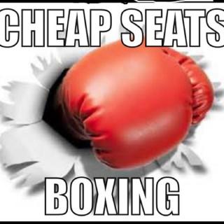 Cheap Seats Boxing Show