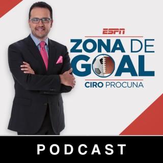 Ciro Procuna - Zona de Goal
