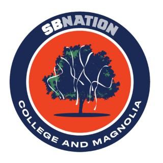 College and Magnolia
