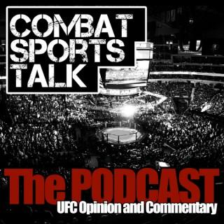 Combat Sports Talk