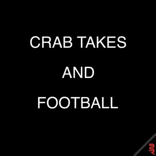 Crab Takes And Football