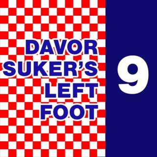Davor Suker's Left Foot