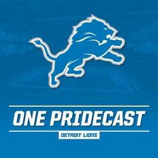 Detroit Lions | One Pridecast