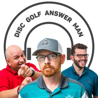 Disc Golf Answer Man by Dynamic Discs