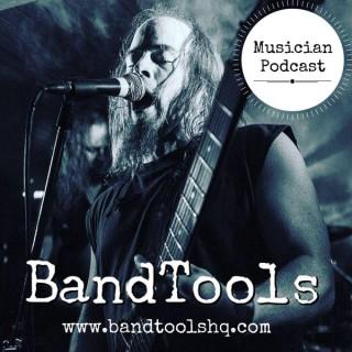 BandTools Podcast – Band Tools for Music Marketing / Band Management / Digital Distribution