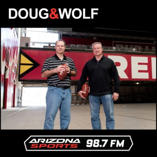 Doug & Wolf Show Audio