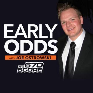 Early Odds with Joe Ostrowski