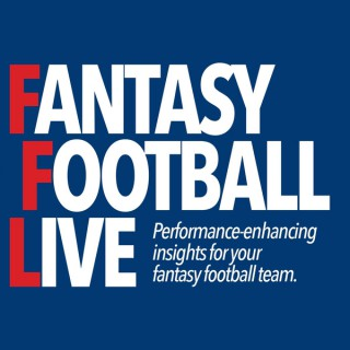 FFLive Podcast presented by Fantasy Football Live